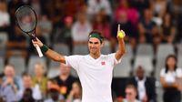 Roger Federer Absen di Australia Terbuka 2021