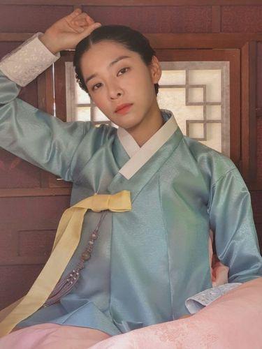 Seol In Ah, aktris Korea