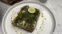Yummy! Sarapan Acai Bowl hingga Smashed Avocado khas Melbourne di Bali