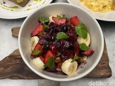 Sisterfields, Hidangan Melbourne yang Nikmat dan Instagrammable