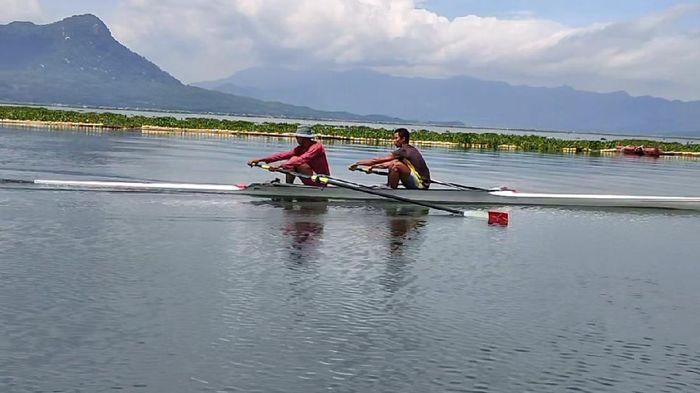 Timnas Dayung sudah menjaring 46 atlet.