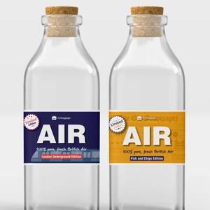 Perusahaan Ini Jual Udara Bersih Dalam Botol, Harganya Rp 480 Ribu