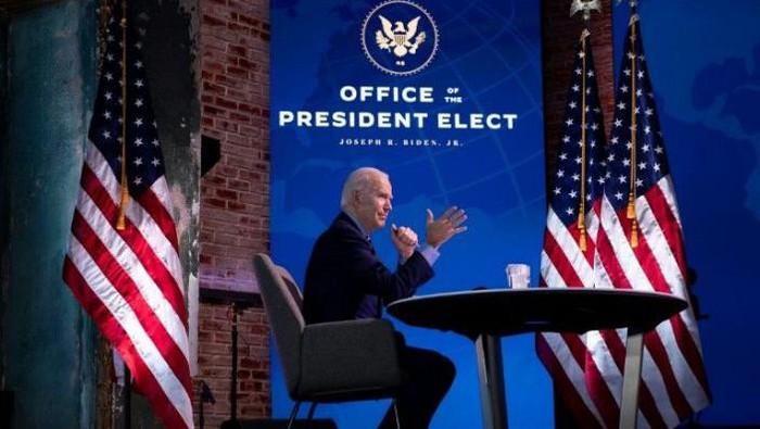Joe Biden (AFP Photo)