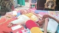 Bocah 5 Tahun Kena Kanker Tulang, Dokter Angkat Tangan Tapi Kakek Yakin Sembuh