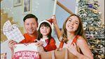 Gisel Jadi tersangka, Sempat Rayakan Natal Bareng Gading dan Gempi