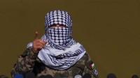 Militan Palestina di Jalur Gaza Tembakan Roket ke Wilayah Israel