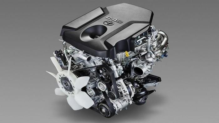 Mesin diesel Toyota