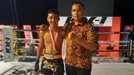 Kickboxing: Baday Kingdom Ingin Wakili Indonesia di SEA Games 2021