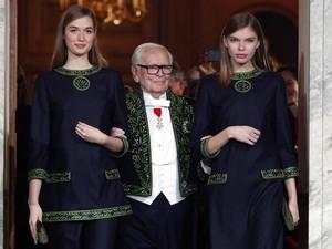 Desainer Dunia Pierre Cardin Wafat, Pernah Kalah Sengketa Merek di Indonesia