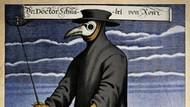 Kostum Plague Doctor, Dokter Black Death yang Dikira Malaikat Maut