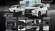 Promo Mitsubishi Xpander Black Edition, Cicilan 0% hingga 2 Tahun