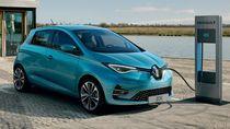Mobil Listrik Renault Zoe Diboyong ke RI Tahun Depan, Ini Bocoran Harganya