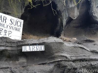 Goa Ular Suci di Bali, Tempat Pengabul Permohonan