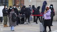 20 Ribu Warga Dikarantina saat Corona di China Menggila