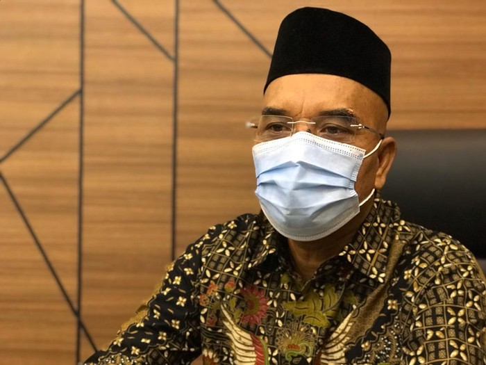 Wakil Ketua Komisi VIII DPR Marwan Dasopang
