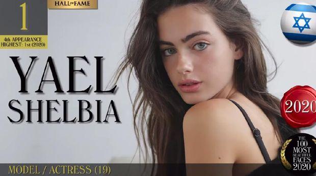 Yael Shelbia perempuan tercantik 2020