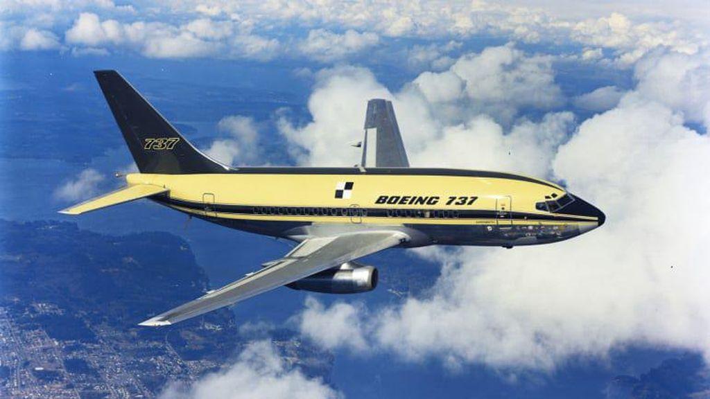 Boeing Catatkan Penjualan di 2020 Terburuk dalam 40 Tahun