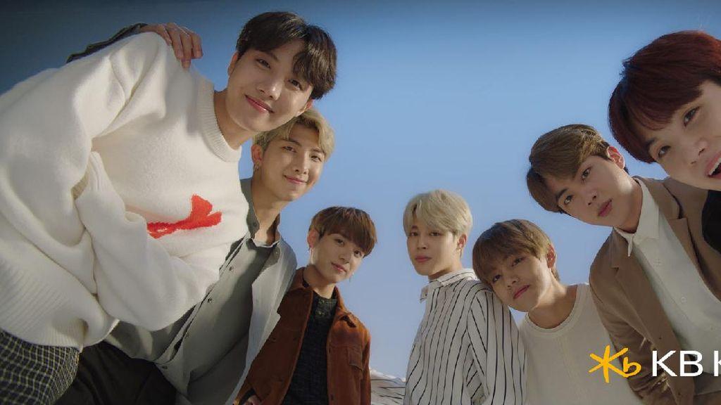 Top! Map of the Soul: 7 BTS Jadi Album Fisik dengan Penjualan Tertinggi di AS