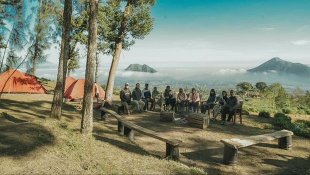 Camping Ground Pinus Cuntel