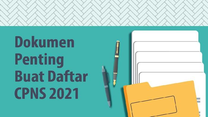 Dokumen Buat Daftar CPNS 2021