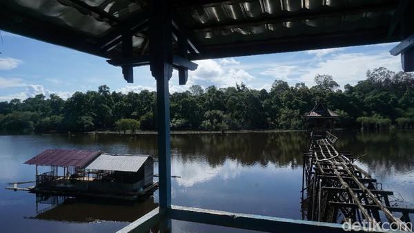 Dahulu, Pesona Danau Buak (Danau Bika, karena lokasinya terletak di Bika) Kapuas Hulu amat tersohor akan keindahan dan keasriannya.