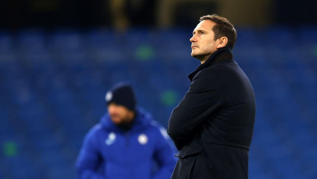 Laju Buruk Chelsea yang Bikin Lampard Harus Pergi
