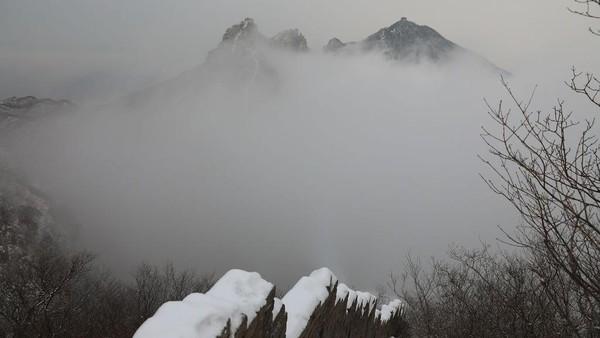 Hingga kini, upaya untuk merestorasi Tembok Besar China di Jiankou tetap berlanjut. Tak hanya di Jiankou, termasuk juga di sisi lain yang menderita kerusakan tak kalah parah.