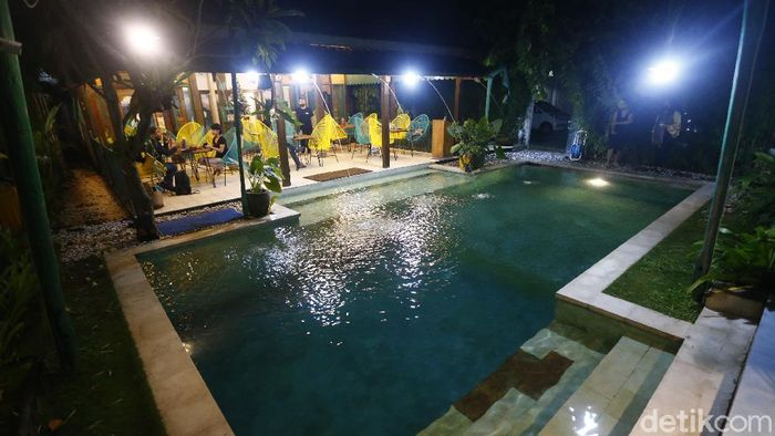 Berjuang di tengah masa pandemi. Restoran keren di Bali ini dibangun oleh orang-orang yang kena PHK saat pandemi Corona.