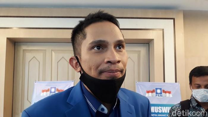 Ketua Pembinaan Organisasi dan Keanggotaan (POK) DPP PAN Mumtaz Rais