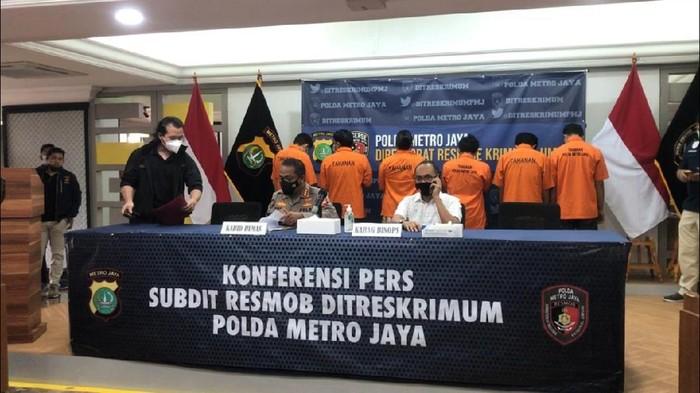 Polda Metro Tangkap Pelaku Penculikan Pebisnis di Jaktim