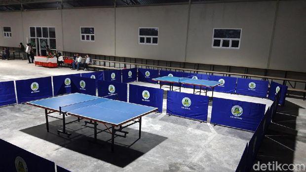 Kabar gembira bagi para atlet dan pecinta olah raga tenis meja. Di penghujung tahun 2020, Boyolali memiliki Gedung Olah Raga (GOR) khusus tenis meja.