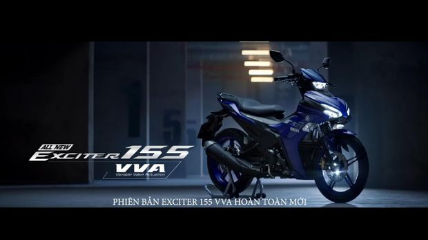 Yamaha MX King 155 VVA
