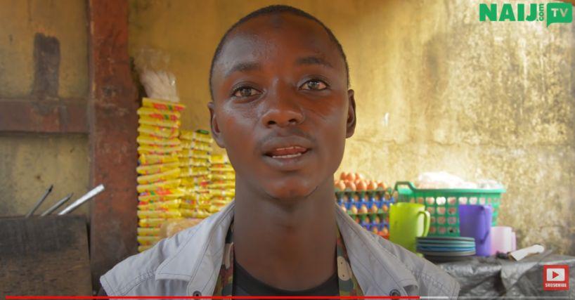 Wow! Pria di Nigeria Bisa Beli Rumah dan Kuliah karena Jualan Indomie