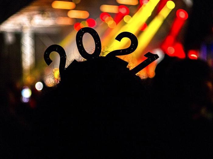 Foto-foto ilustrasi tahun baru 2021