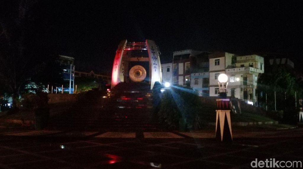 Tahun Baru untuk Indonesia Timur, 2 Lokasi di Ambon Sepi