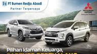 Cocok Jadi Mobil Keluarga, Nikmati Bunga Cicilan 0% Xpander Cross