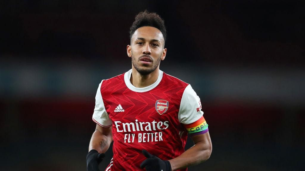 Aubameyang Buktikan Diri Masih Penting buat Arsenal
