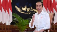 Jokowi Minta Bantuan Perahu Karet Segera Dikirim ke Lokasi Banjir Kalsel