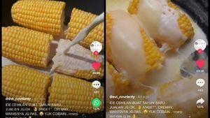 Resep Jagung Butter Keju Praktis yang Viral di TikTok