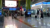 Begini Penampakan Stasiun Gambir Jelang Ramadhan