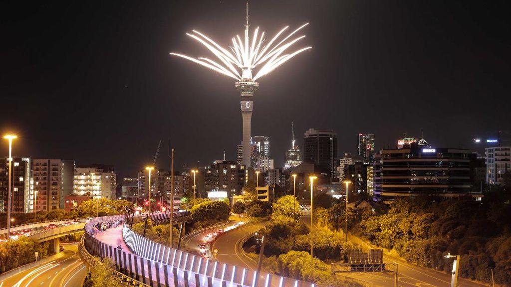 Suasana Pergantian Tahun di Selandia Baru
