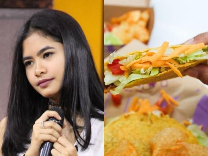 Sebut Taco Bell Makanan Rakyat Jelata, Salshadilla Juwita Diserang Netizen