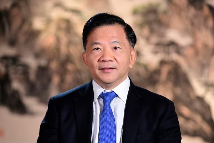 Direktur China Media Group (CMG), Shen Haixiong