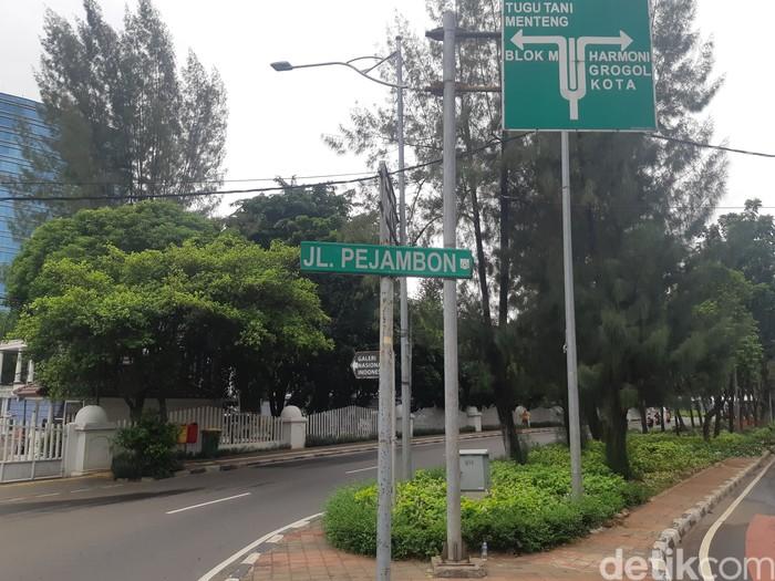 Melacak jejak kisah Nyai Dasima, urban legend di Batavia, kini Jakarta. (Danu Damarjati/detikcom)