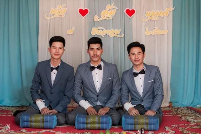 Pernikahan 3 Pria