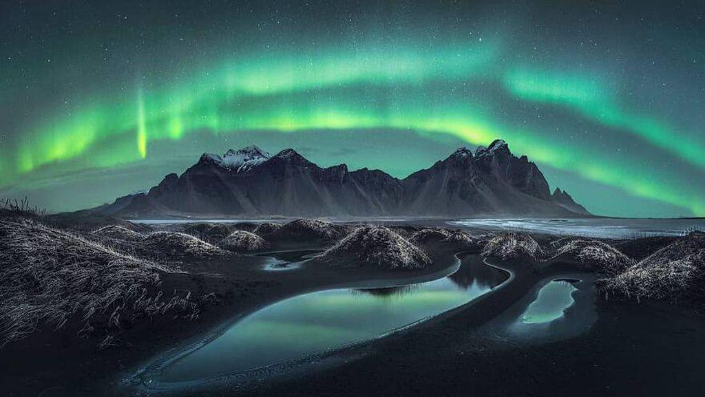 Pesona Aurora yang Menyegarkan Mata