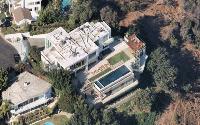 Rumah mewah Elon Musk