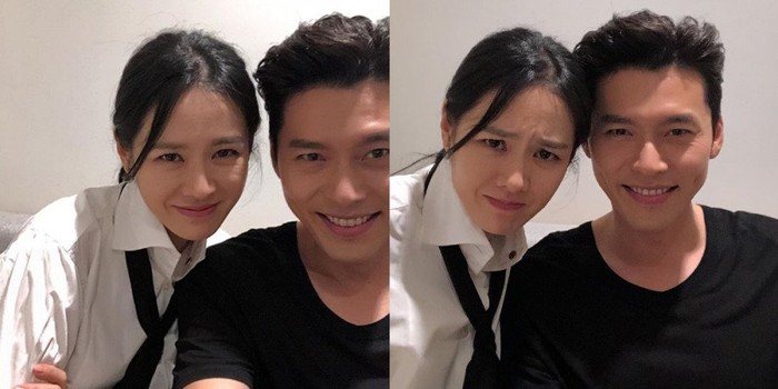 Son Ye Jin dan Hyun Bin Resmi Pacaran