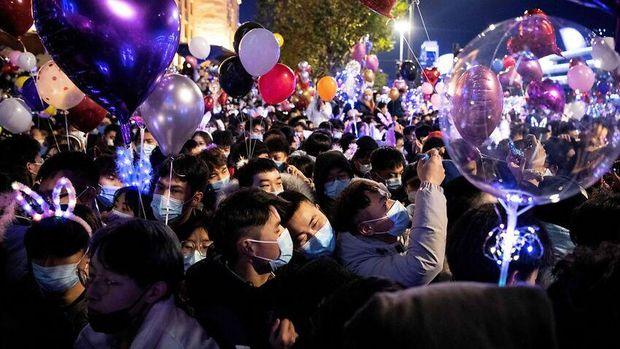 Tahun baru di Wuhan