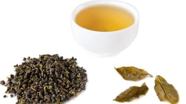 Oolong tea.  (Doc: Special)